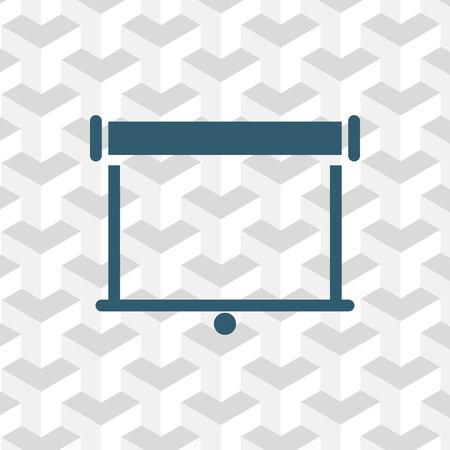 icon stock vector illustration flat design style Stock Vector - 78184630