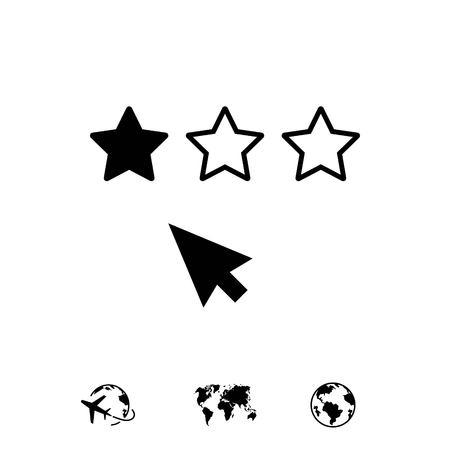 Icône de note illustration vectorielle design plat Banque d'images - 82317382