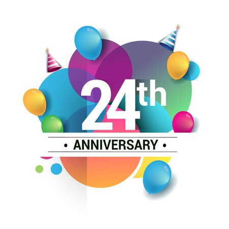577 24 Years Anniversary Cliparts Stock Vector And Royalty Free 24 Years Anniversary Illustrations