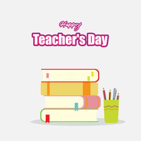 vector illustration for world Teachers day