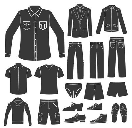 Set of Men s Clothing