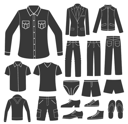 jeans: Set of Men s Clothing