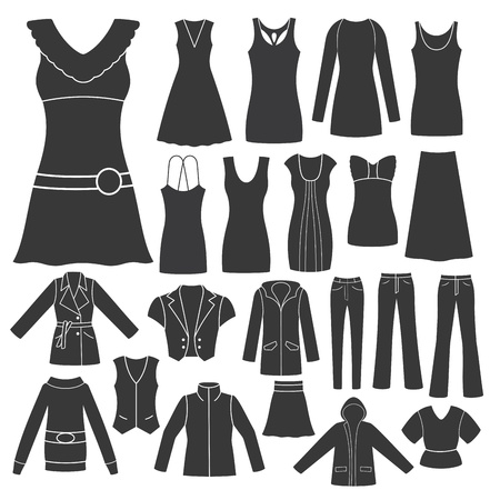 Set of Women s Clothing