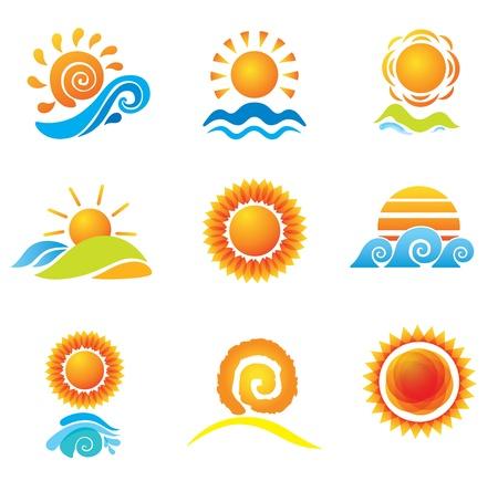 Set of Suns  Original Design Elements