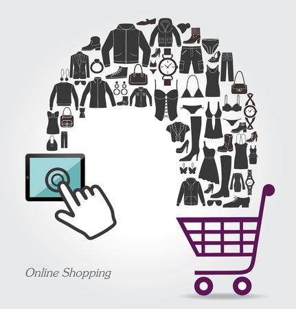 slip homme: Les achats en ligne. Le cadre conceptuel