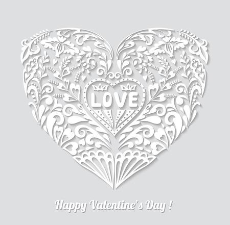 valentine s: Valentine s Day Greeting Card.