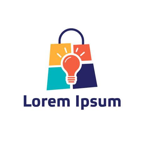 Smart Shop Logo Template Design