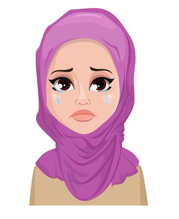 Muslim Cartoon Stock Photos And Images 123rf