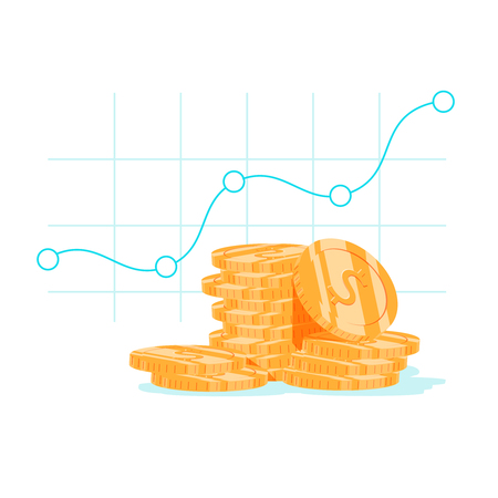 Finance productivity graph