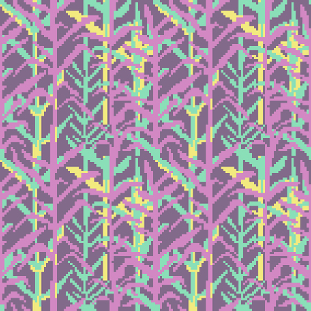 Military Camouflage design Pattern