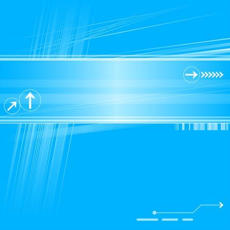Abstract blue betriebswirtschaftlichen Hintergrund mit Muster.
