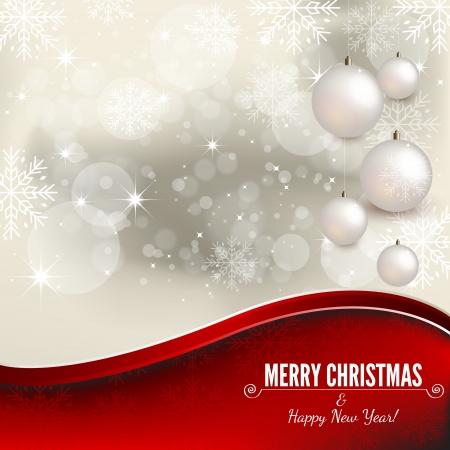 background image: Fondo De Navidad - Ilustraci�n