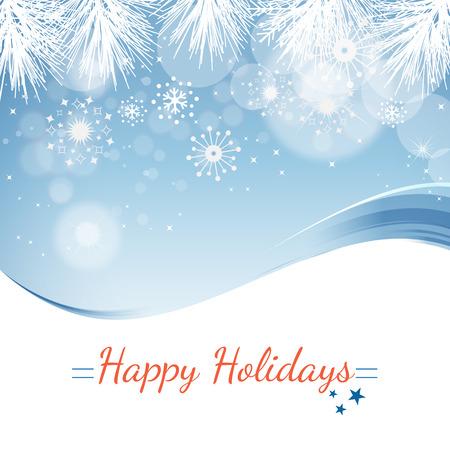 background image: Imagen abstracta de fondo de Navidad. Vector, ilustraci�n.