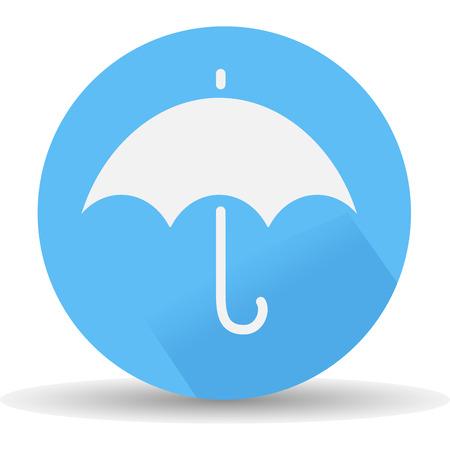 Umbrella icon. Vector, illustration eps10