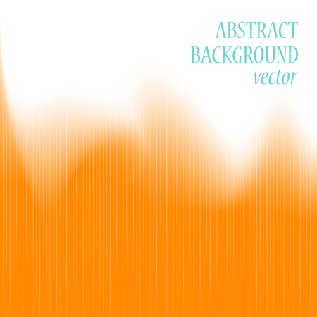 orange texture: Abstract background. Vector, illustration, eps10.