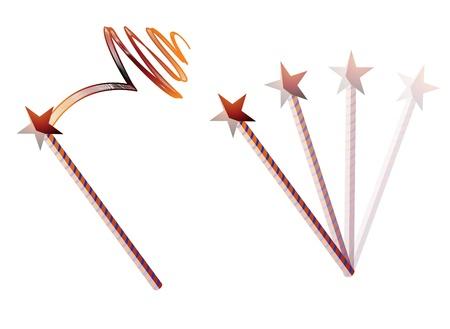 star wand: Magic stuff