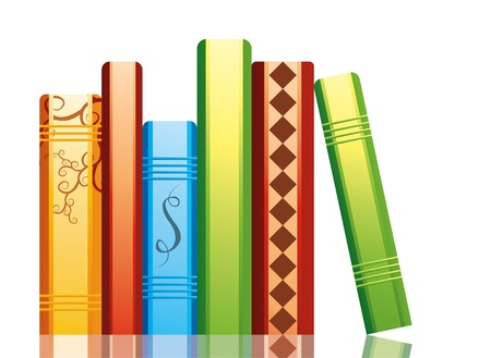 Books Stock Vector - 11655566