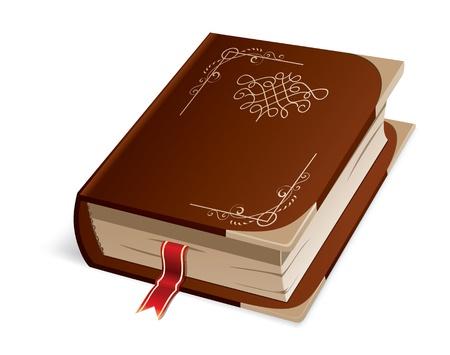copertina libro antico: Codice libro
