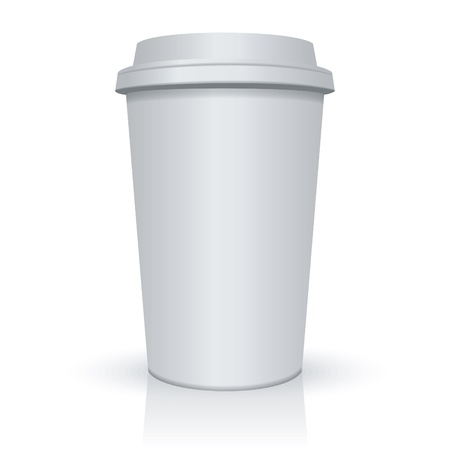 paper container: Coffee Cup