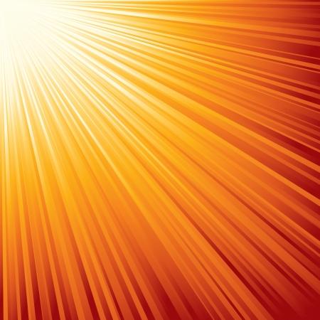 Sunburst  Eps8  Illustration
