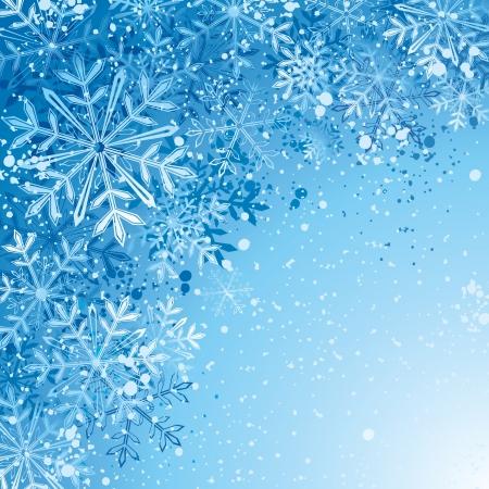 winter background: Christmas background  Eps8