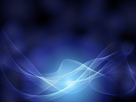 blue backgrounds: Abstract background Illustration