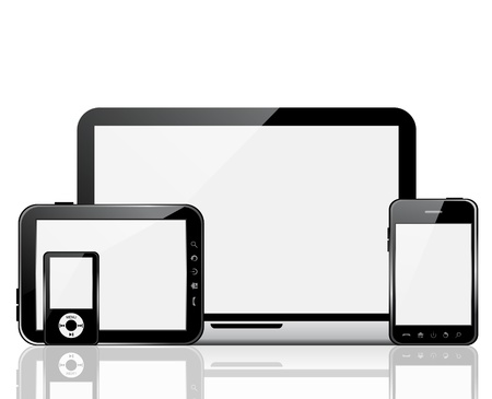 portable information device: Gadgets