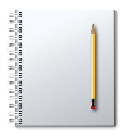 ring binder: notebook