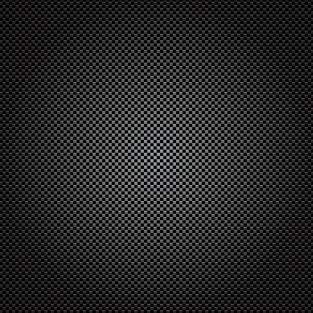 carbon fibre: Carbon texture Illustration