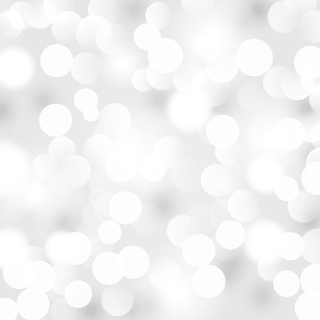 Light silver abstract background Illustration