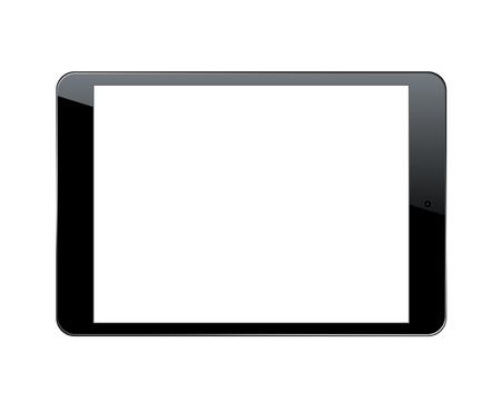 Tablet computer Stock Vector - 16627391
