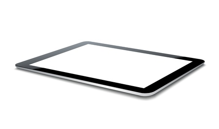 Tablet computer Stock Vector - 17181797