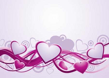 발렌타인 배경