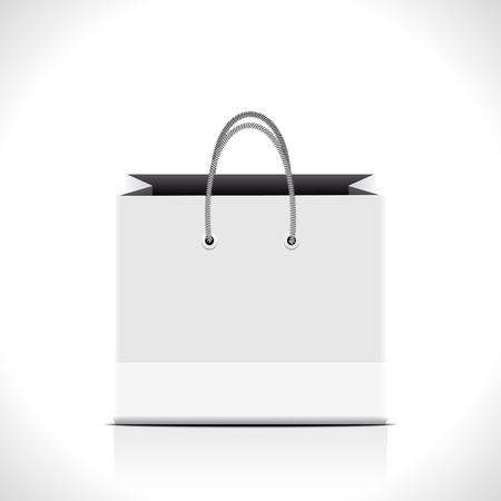 Shopping paper bag Stock Vector - 18721527