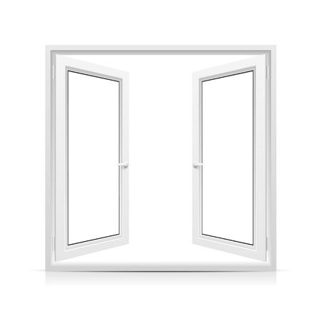 ventanas abiertas: Ventana abierta
