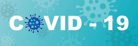 Coronavirus disease, corona virus under the microscope. Severe acute respiratory syndrome coronavirus, COVID-19. Novel coronavirus symbol, nCov-19