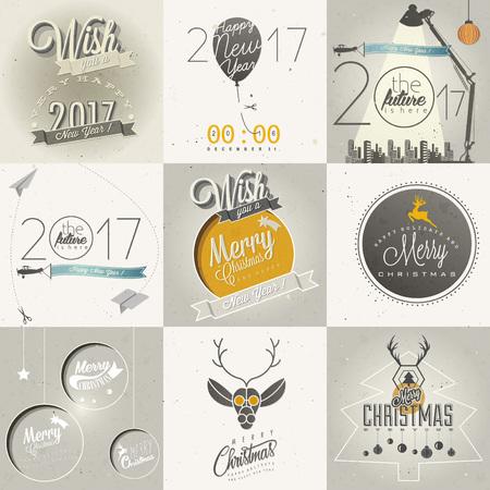 Weihnachtsdekoration Sammlung