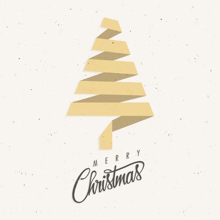 Fröhliche Weihnachten! Weihnachtskarten Illustration