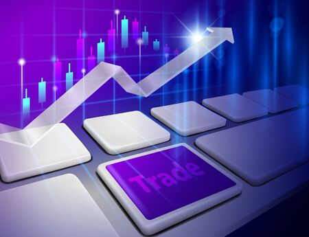 World economics and financial concepts through online trading technology.