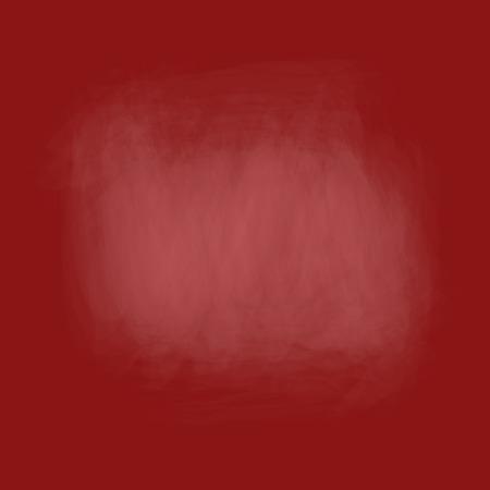 empty red chalkboard background. vector illustration.