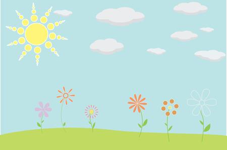 Sunny Scape