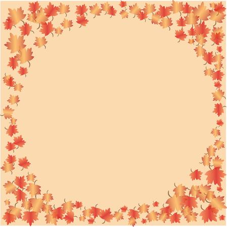 Fall Frame square
