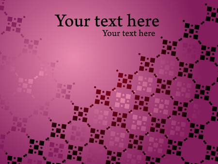 Shiny graphic for cover presentation with text field. Glow vector background.