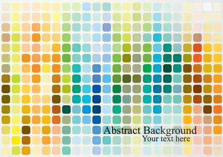 Colorful vector background with gradient shapes. Boken effect.