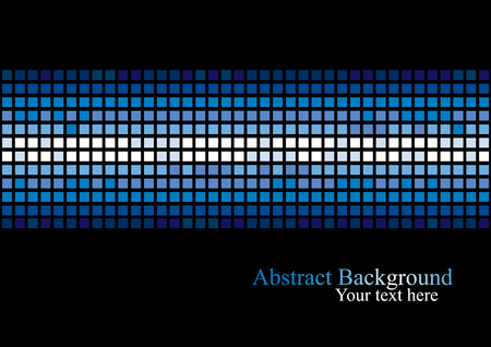 Gradient glossy pattern wall on black background. Minimal vector backdrop.