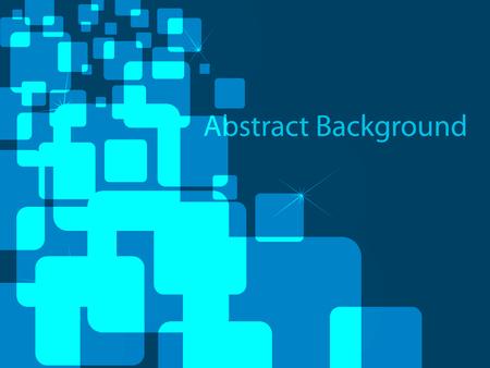 Shiny squares vector background. Cover presentation.