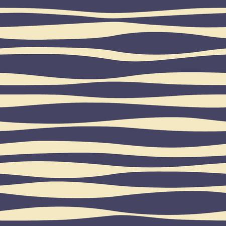 Fond de vecteur de lignes verticales irrégulières et asymétriques. Modèle sans couture avec des rayures épaisses.