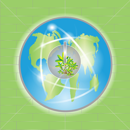 green power: Power of Green Earth