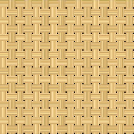 illustrator vector: Wood Wicker background created by illustrator vector