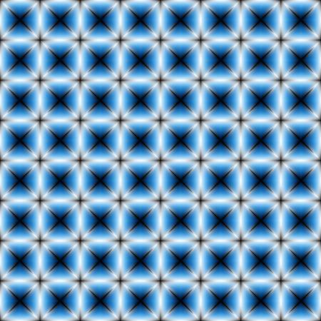 fekete-fehér: Geometric black white and blue triangle